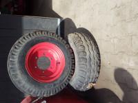 Reifen auf 6-Loch-Felgen