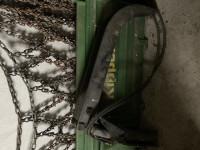 Holzgreifer Hydraulisch